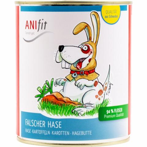 Wrong Bunny (Falscher Hase) 810g (6 Piece)